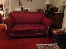 1920's sofa - needs some repair. Suit upholsterer