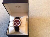 Mens Rotary Chronograph Watch