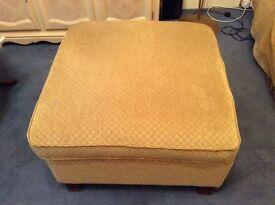 M&S Large Footstool