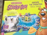 Scooby-Doo Board Games