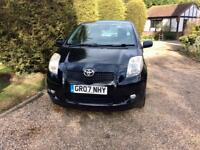 Toyota Yaris automatic only 80000 cheap tax