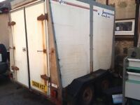 box trailer wanted