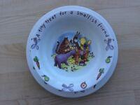 Winnie the Pooh Plate & Bowl Set