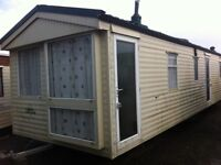 Atlas Lakeland FREE UK DELIVERY 35x10 3 bedroom pitched roof over 150 offsite caravans for sale