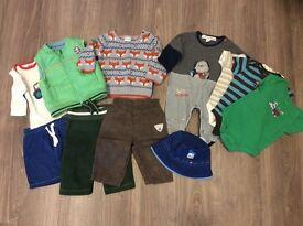 Boys bundle, 3-6 months