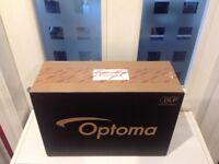 Optoma s331 3D hd home cinema projector brand new