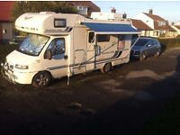 PREVIEW/ MOTORHOME COMING UP FOR SALE NEXT MONTH 4/5 BERTH LUNAR ROADSTAR 630L