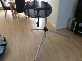 Portable Sky Dish and Stand
