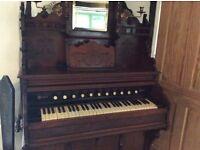 Antique Harmonium. Beautiful piece. William PoultonPriced for a quick sale.