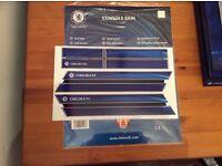 PS4 Chelsea Sticker