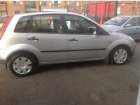 Ford Fiesta lx 1.4 2002 only 43000 miles FSH (5 stamps) 5 door MOT ONE YEAR