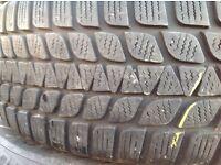 205/55/16 / winter tyres/ Michelin- Pirelli- Dunlop- top brands/ unit 90 fleet road ig117bg barking