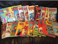 Collection of Dandy Beano Specials and odd annuals