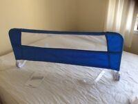 Lindam Blue bed rail