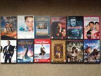 DVDs filmed in Scotland - any 3 for £5