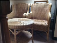 Laura Ashley Chairs & Table