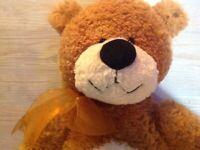 Chad Valley teddy (Woolworths).