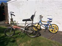 mk11 Raleigh chopper and bmx mag burner for sale