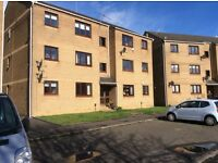 Bright attractive modern 2 bed flat for rent in Anniesland. Recently decorated. Fully furnished