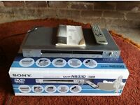 Sony NS 330 DVD Player