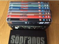 Sopranos box set seasons 1-6