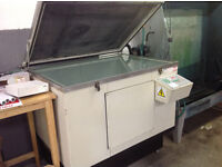 Screen Printing Equipment Business For Sale