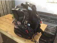 BCD Scuba Pro X BLACK