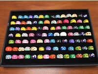 New 93 resin rings ideal for fair party different sizes to fit all fund raising