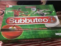 Sub buteo set never used