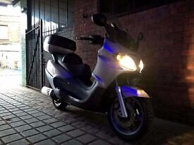 Piaggio X9 250 2003 - VERY LOW MILES - 7641 - Very clean condition Ideal for A2