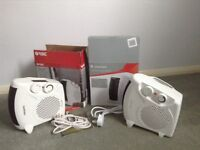 Electric Heater 1/ 2000W New -2 available