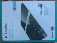Ipad Logitech Ultrathin Keyboard Cover.