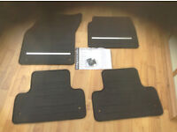 Genuine Range Rover Evoque Rubber Floor Mats (NEW)