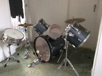 SOLD-Drum kit for sale- SOLD