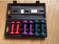 Set of Hand weights