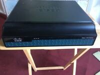 Cisco 1941 ISR Integrated Services Router