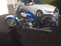 Triumph America Motorcycle 2012