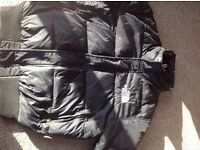Ladies Black North Face Jacket Large
