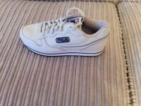 Fila trainers in size 7
