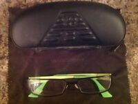Giorgio Armani glass frames