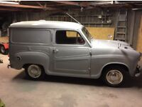 Austin a35 van classic vehicle in good condition