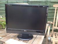 "LG 22"" TV Monitor"