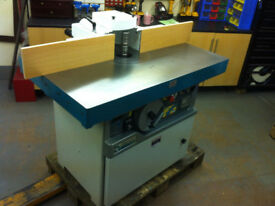 Griggio T210 Spindle Moulder - 3 Phase - Can Pallet