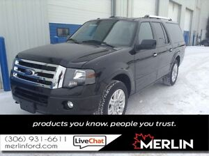 2014 Ford Expedition Max Limited LOCAL TRADE