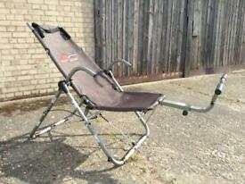 Ab Lounge Ultra Sport Chair (Delivery Available)