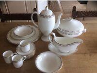 Wedgwood bone china, Colchester dinner service