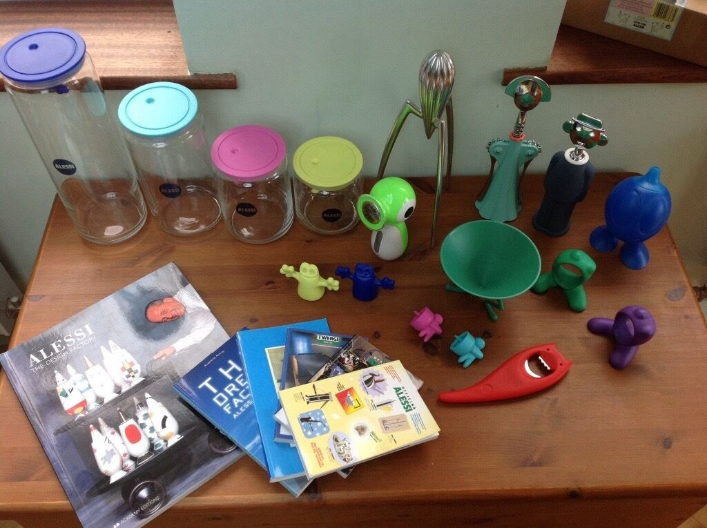 My Entire Alessi Collection For Sale