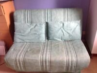 Sofa bed, small double sofa bed, good condition