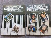 Keyboard music books