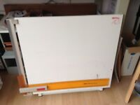 Drawing board, been well used but still in good condition.